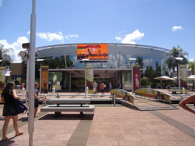 Duty Free, Freeshop, Puerto Iguazu