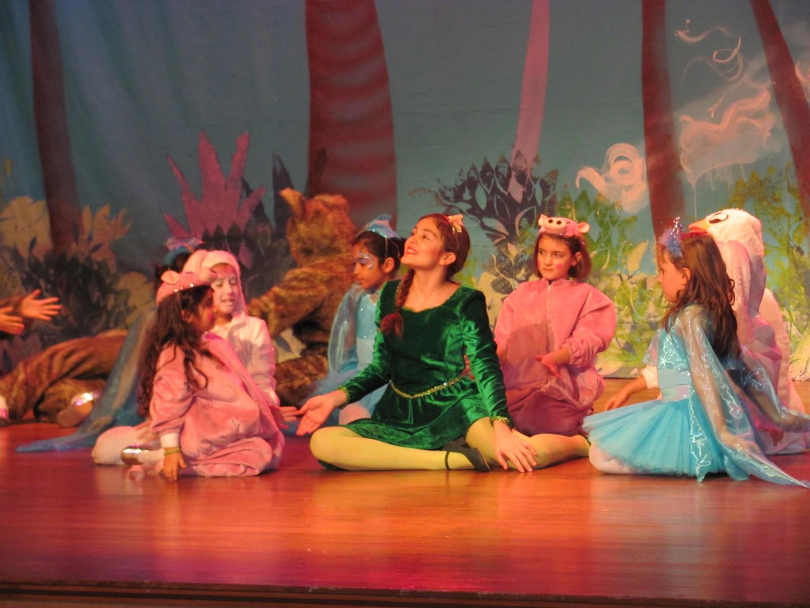 Shrek Müzikali Türk İzleyiciler İle Buluşuyor 98