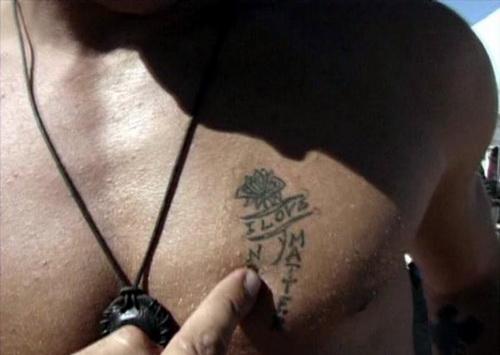 Фото эскизы и значение тату на руке для мужчин и  - фото тату на руке надписи