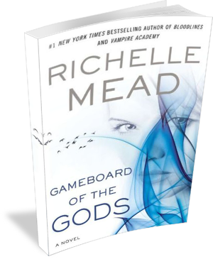 Book Cover: Gameboard of the Gods by Richelle Mead