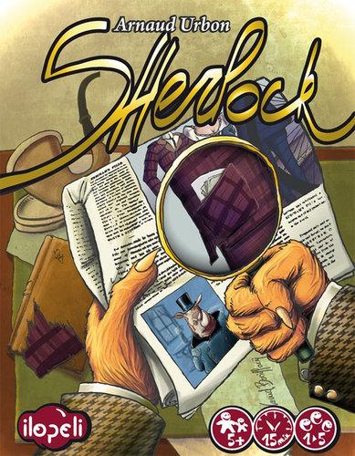 Sherlock recensione giochi sul nostro tavolo - Sherlock holmes gioco da tavolo ...