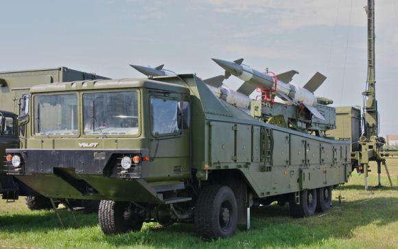 Peluncur Pechora-2M