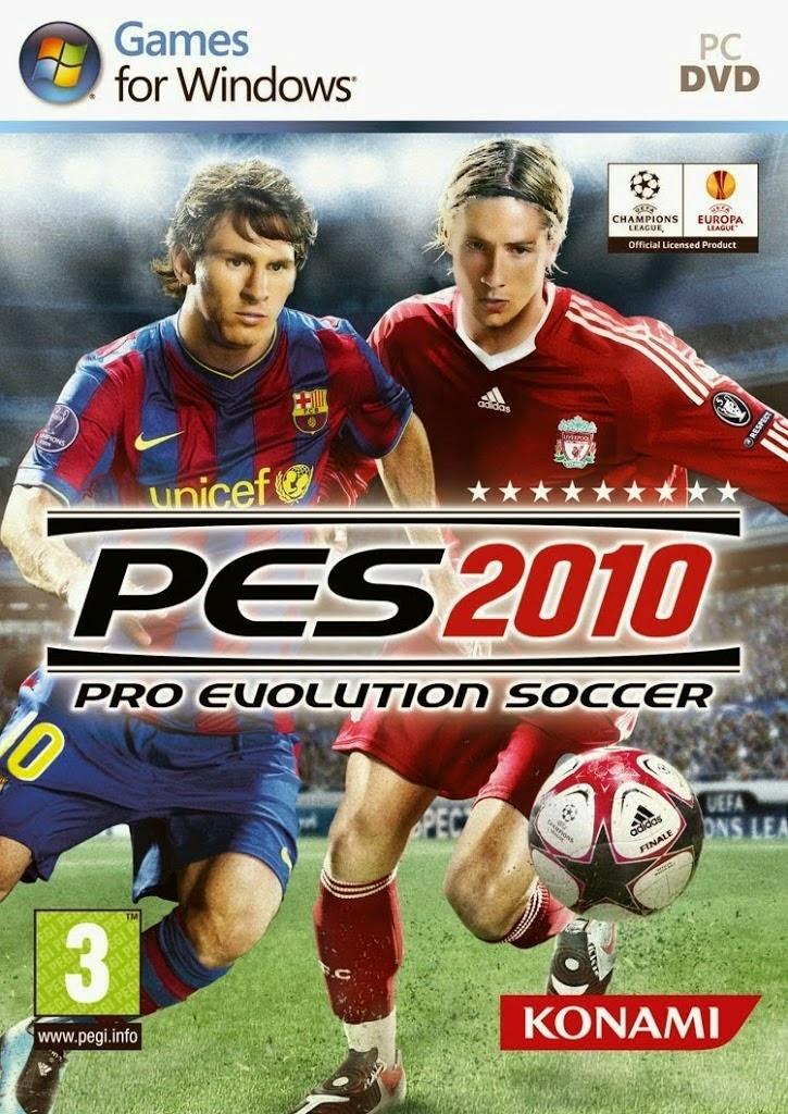 Pes 2010 Full indir / Tek Link