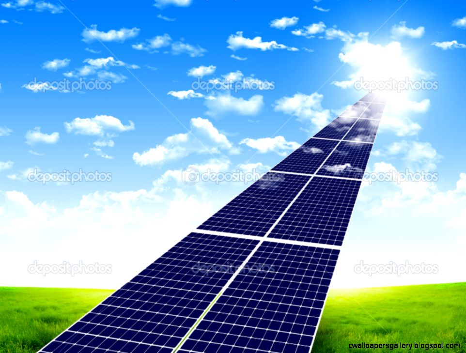 Solar Panels Wallpaper   WallpaperSafari