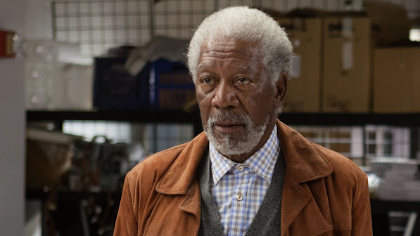 Morgan Freeman Transcendence 7i