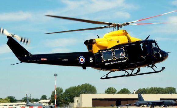 Helikopter Bell 412 EP