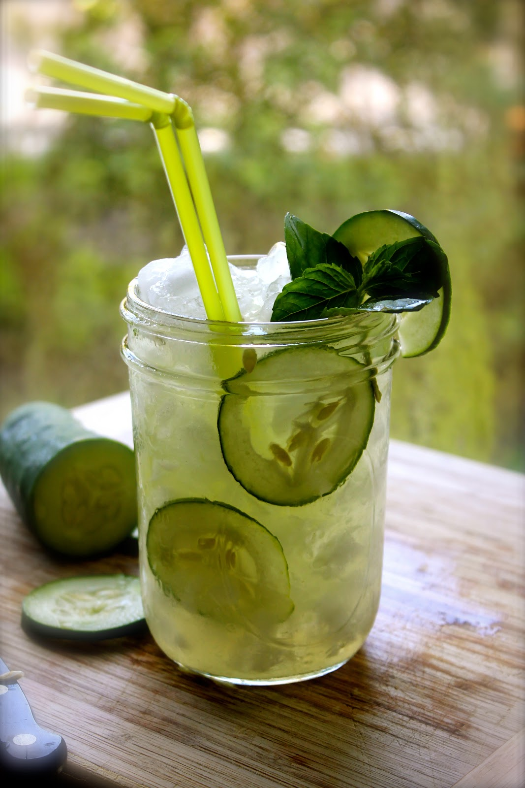 savoir faire so refreshing cucumber mojito. Black Bedroom Furniture Sets. Home Design Ideas