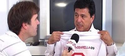 Daniel Passarella Pablo Calvari River Plate