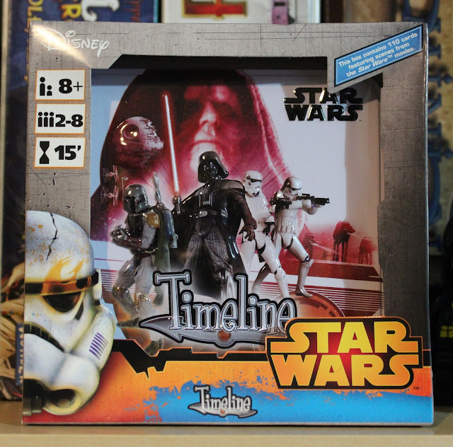 Star Wars Timeline box