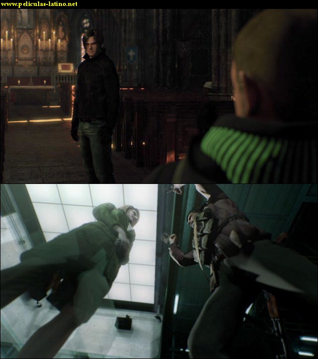 Imagen 1 Resident Evil: Infierno película brrip latino 2012