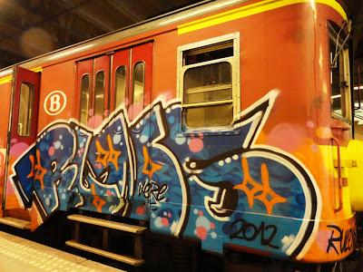 Rulens graffiti