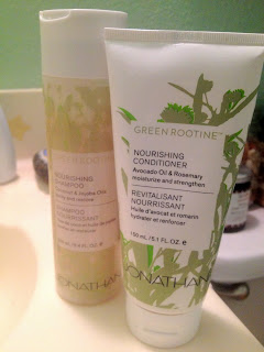 JONATHAN Product Shampoo and Conditioner