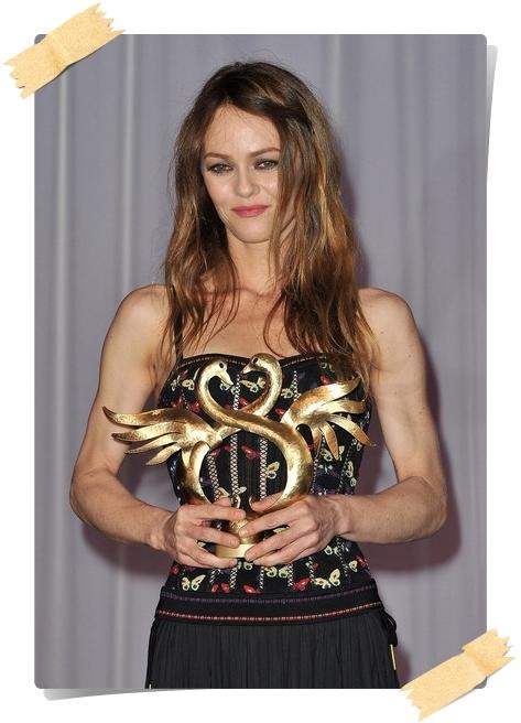Vanessa Paradis Photos from the Swann Awards - Pics 6