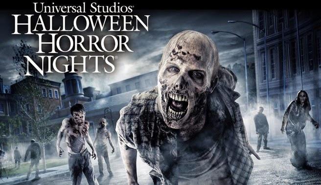 Halloween Horror Night 2014