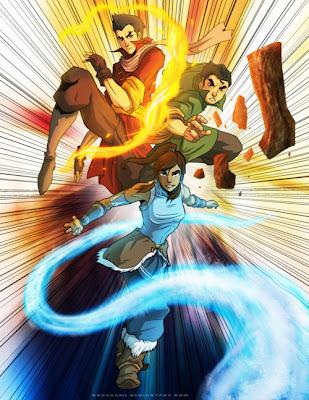 Avatar: La Leyenda de Korra Temporada 2 (latino)