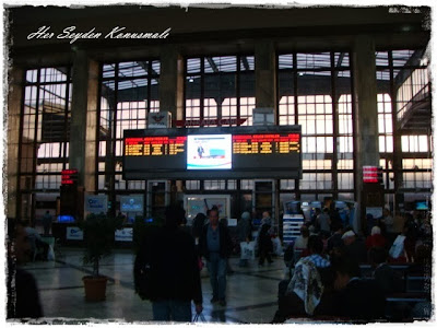 Ankara tren garı