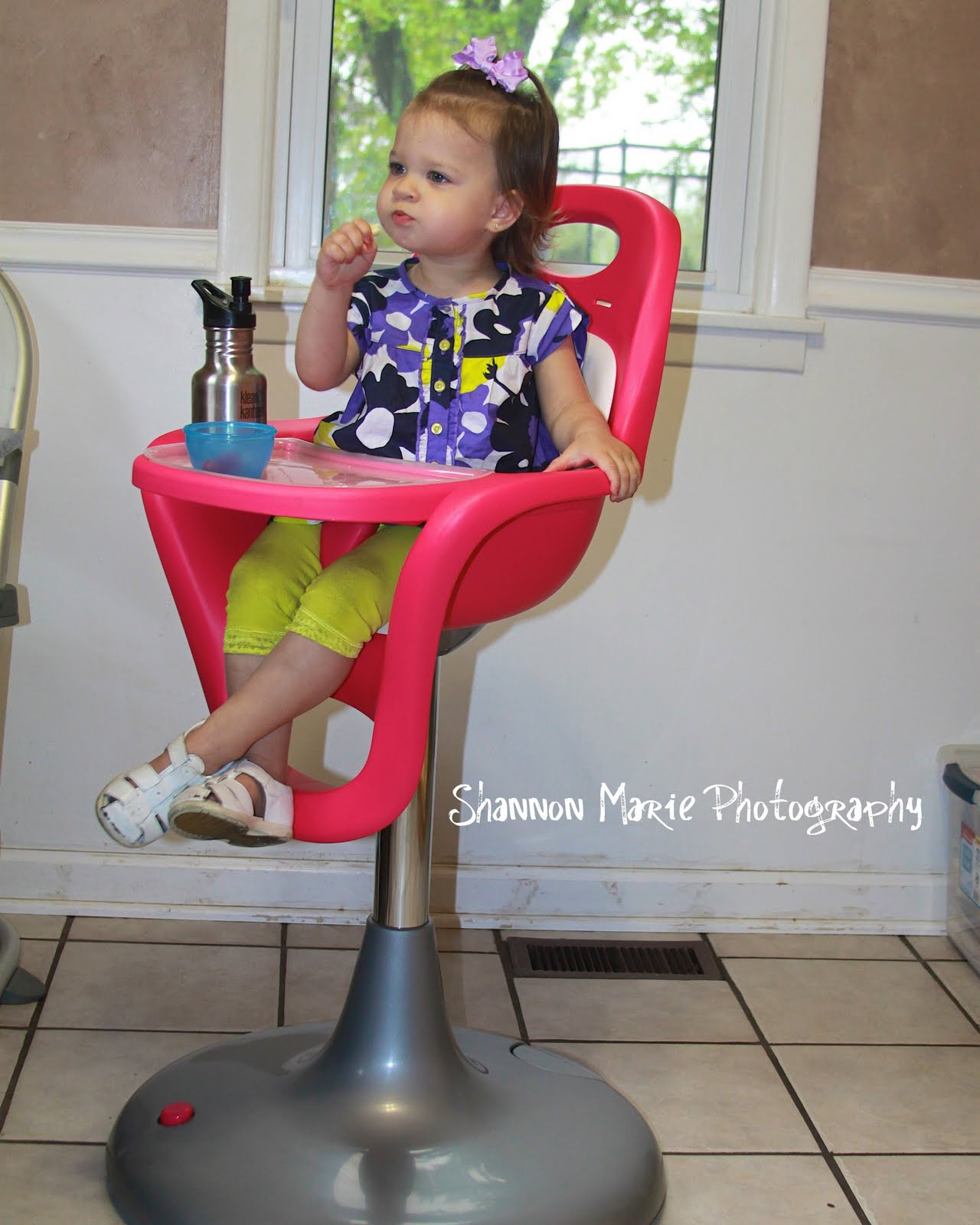 Boon flair high chair pink - Boon Flair High Chair Giveaway The Simple Moms