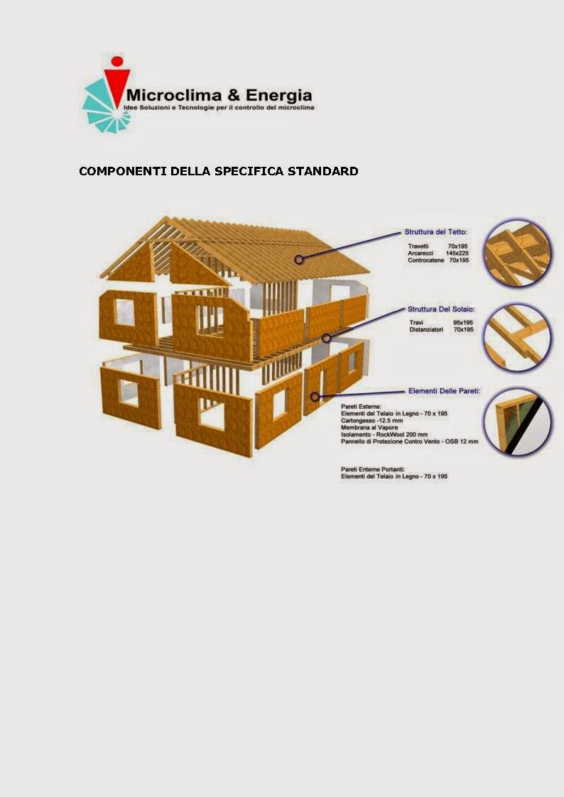 Le nostre case in legno