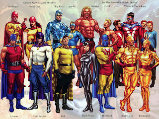 Superheroes de la Edad de Oro