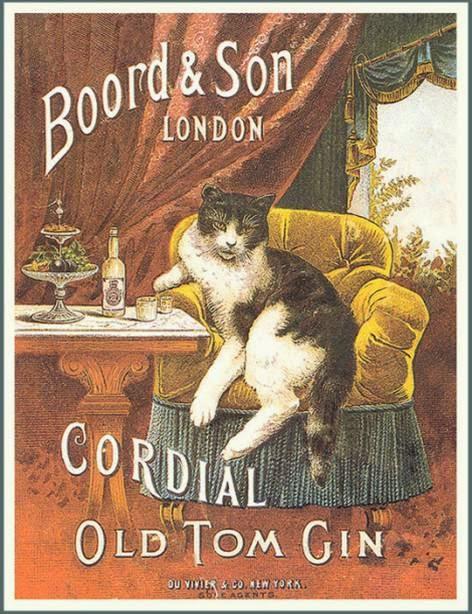 Old Tom gin.