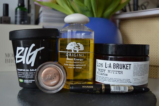 Lush Origins Bourjois L:A Bruket Maybelline