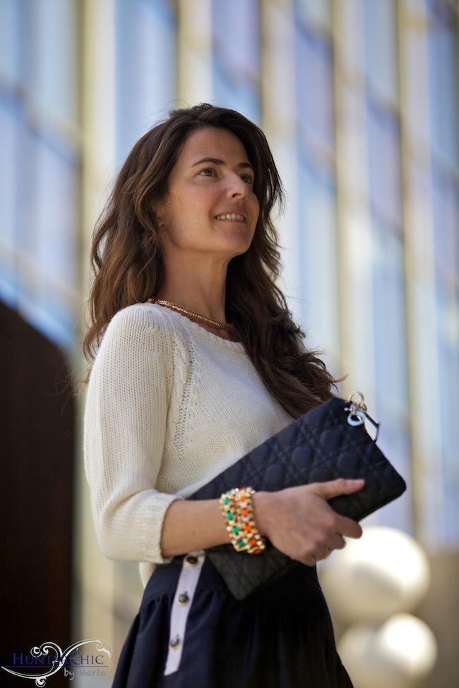 Carolina Herrera look-evento de moda-mejor blog de moda- blog influyente