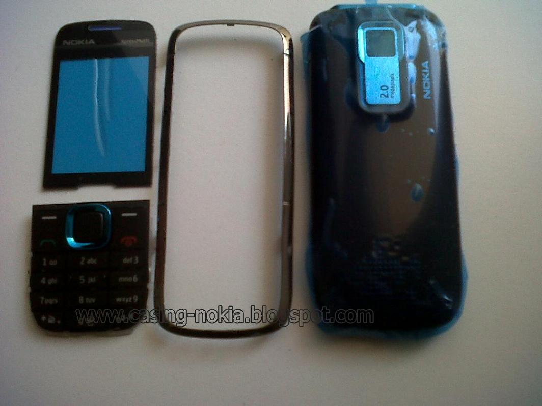 Jual Casing Nokia 5130 XpressMusic Fullset