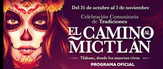 """Celebración Comunitaria de Tradiciones """"El Camino al Mictlán"""""""