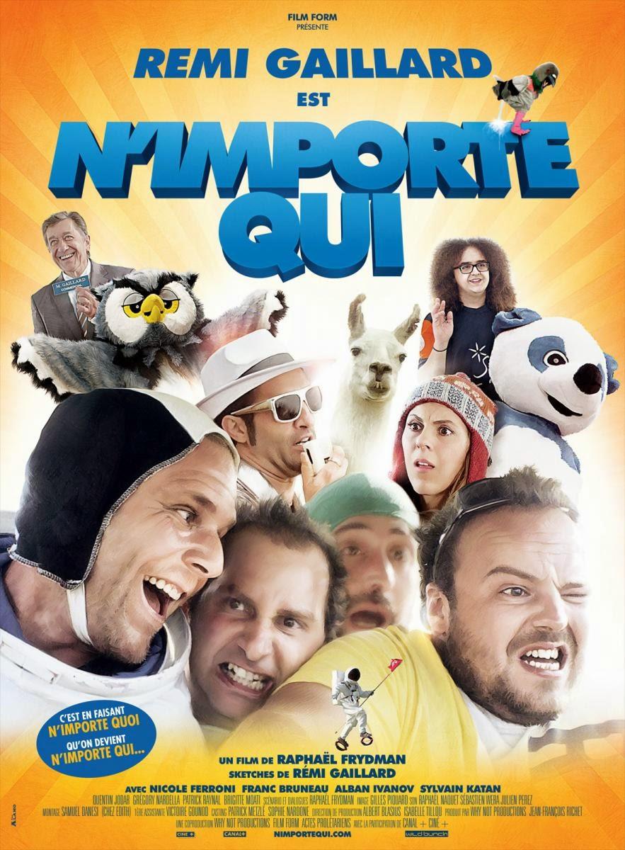 N'Importe Qui - le Film (Wtf)