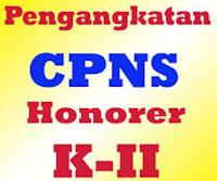 Berita mengenai pembatalan rencana pengangkan dan penerimaan CPNS honoreau formasi umum tahun 2015