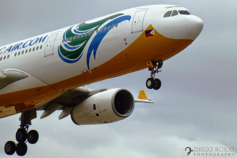 Cebu Pacific Long-Haul Flights Draw Positive Reviews