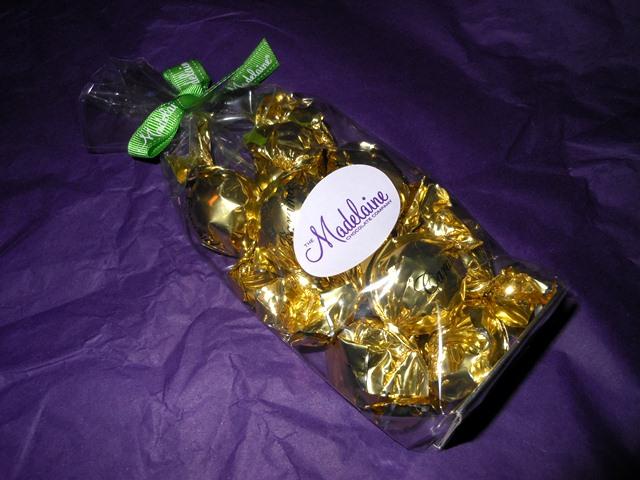 What Mimi Writes: Tasty Tuesday: The Madelaine Chocolate Company