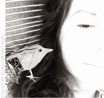 instagram black and white selfie
