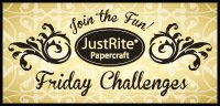 JustRite friday challenge