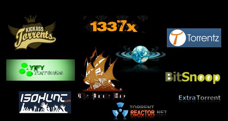 Top 10 Torrent Sites of 2013 | Most Popular Torrent Sites ~ Helping Hand