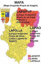 Llengües de la península Ibèrica segons el PP