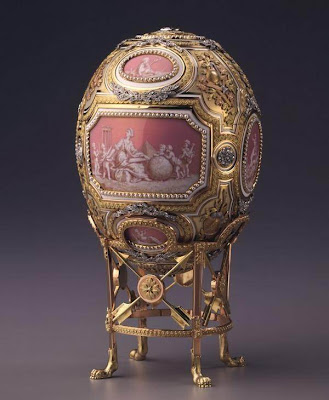 Ovos Fabergé Imperiais