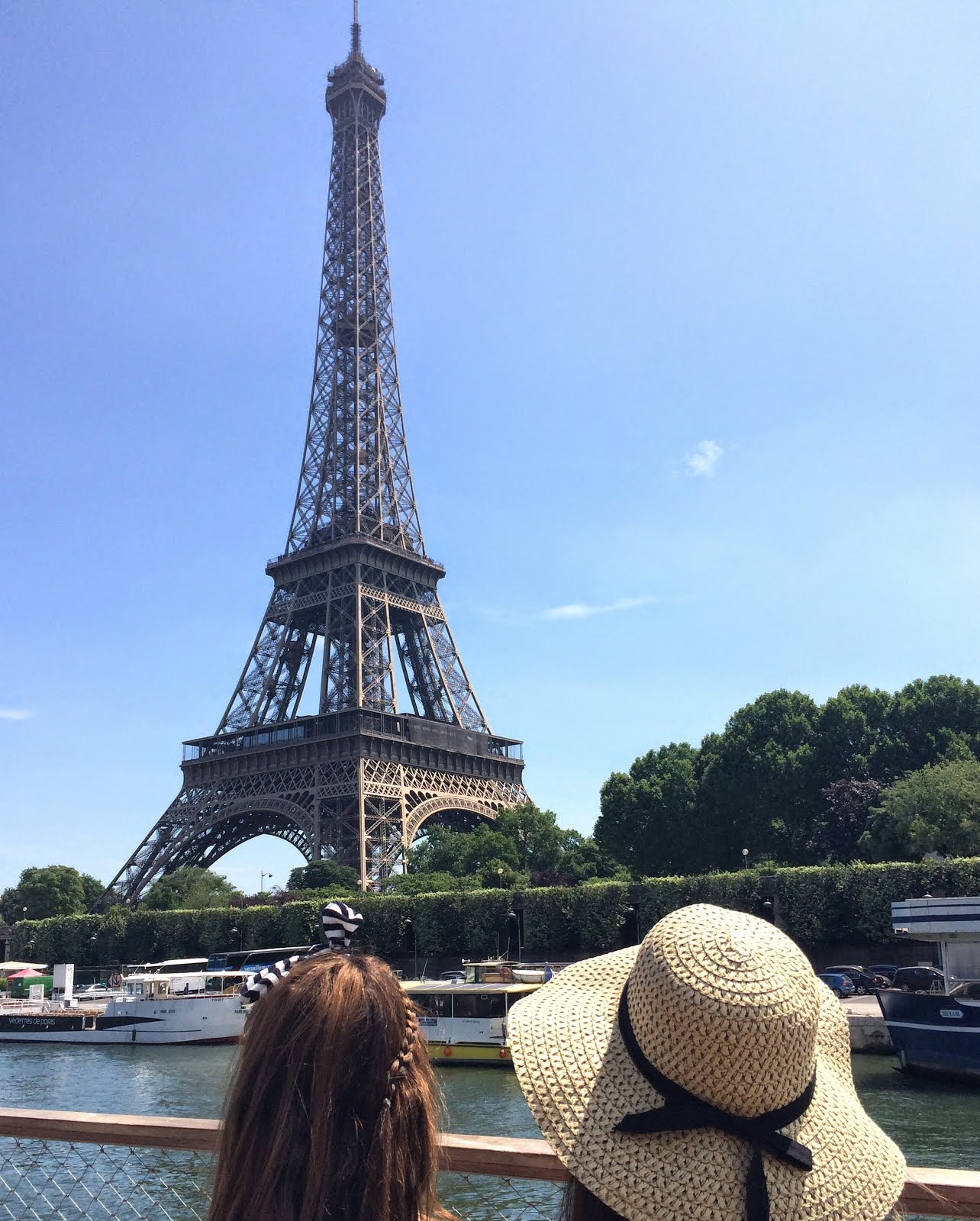 Madeleine girls in Paris