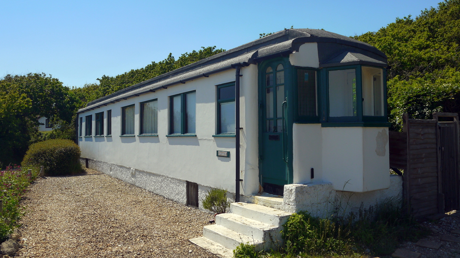 Worthing wanderer selsey bill and pagham harbour for Carriage homes