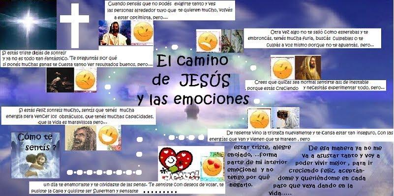 El camino de Jesús y las emociones