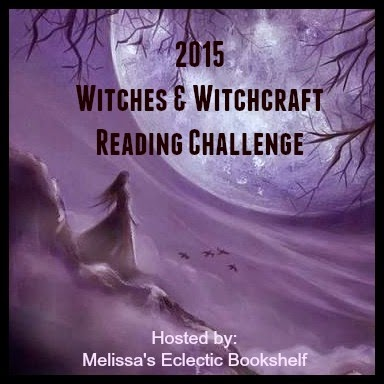 2015 Witches and Witchcraft Reading Challenge