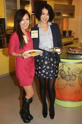Myolie Wu and Selena Li