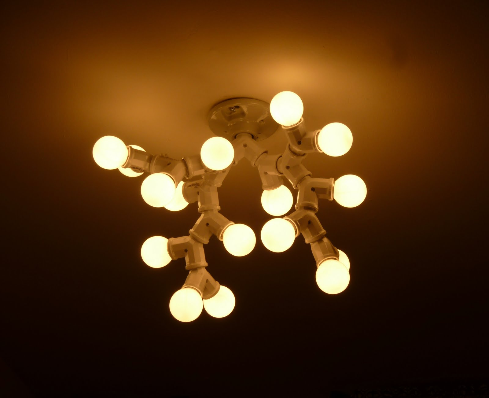 Meet Me in Philadelphia: DIY Lighting Fixture Revealed--