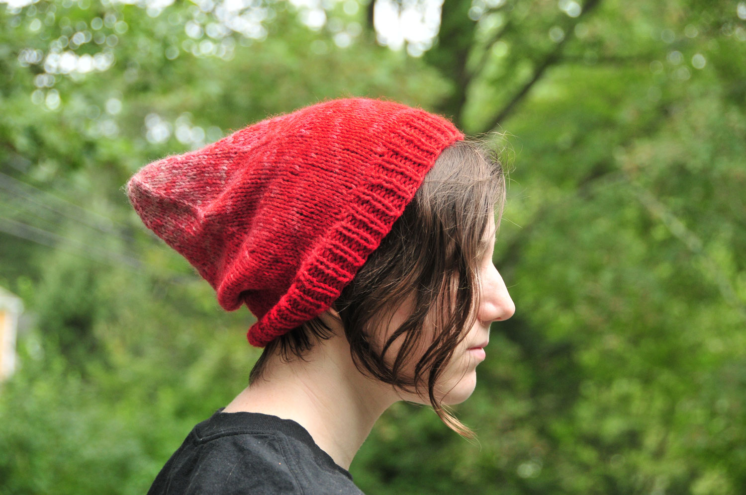 Gnome Hat Knitting Pattern Free : So, I make stuff: Ironic Gnome Hat Pattern