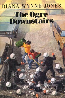https://www.goodreads.com/book/show/1118978.The_Ogre_Downstairs