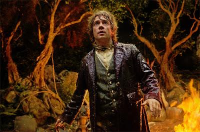 Hobbit Bilbo Baggins Martin Freeman troll snot Journey