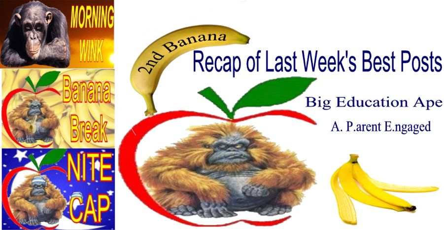 Big Education Ape: Big Education Ape - Morning Wink 7-21 ...