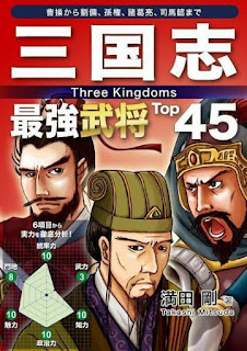 [満田剛] 三国志 最強武将Top45