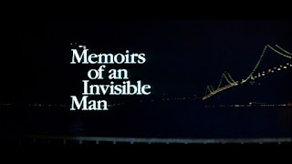 Memoirs of an Invisible Man title