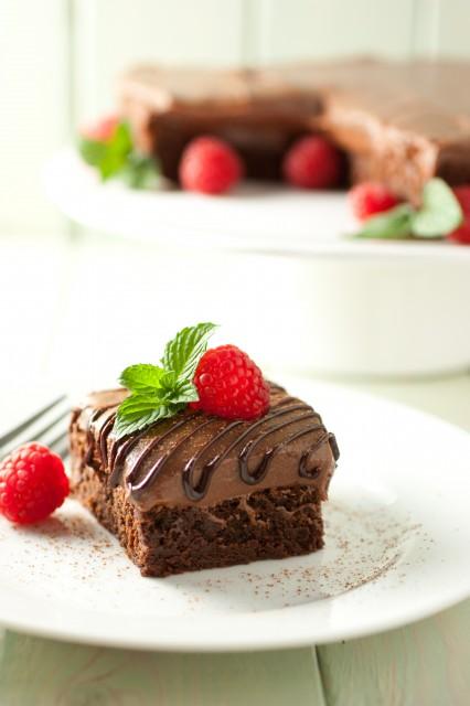 Recetas Maset del Lleó: Brownie de chocolate